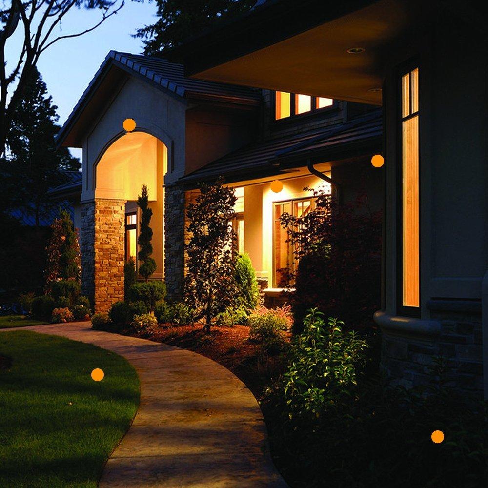 50w warmwei led fluter flutlicht mit bewegungsmelder au en strahler gartenlicht ebay. Black Bedroom Furniture Sets. Home Design Ideas