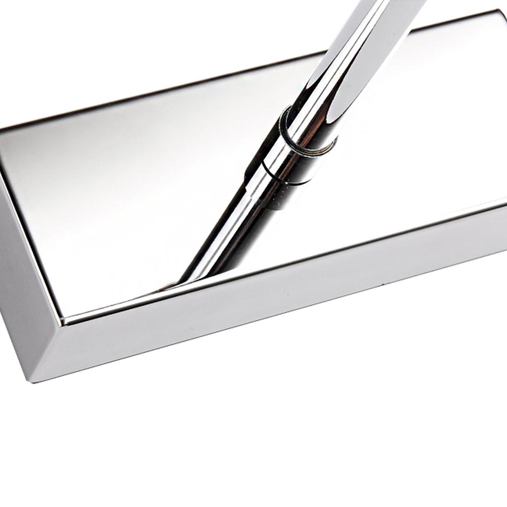 spiegellampe 7w led wandleuchte spiegellicht spiegelleuchte badleuchte kaltwei ebay. Black Bedroom Furniture Sets. Home Design Ideas