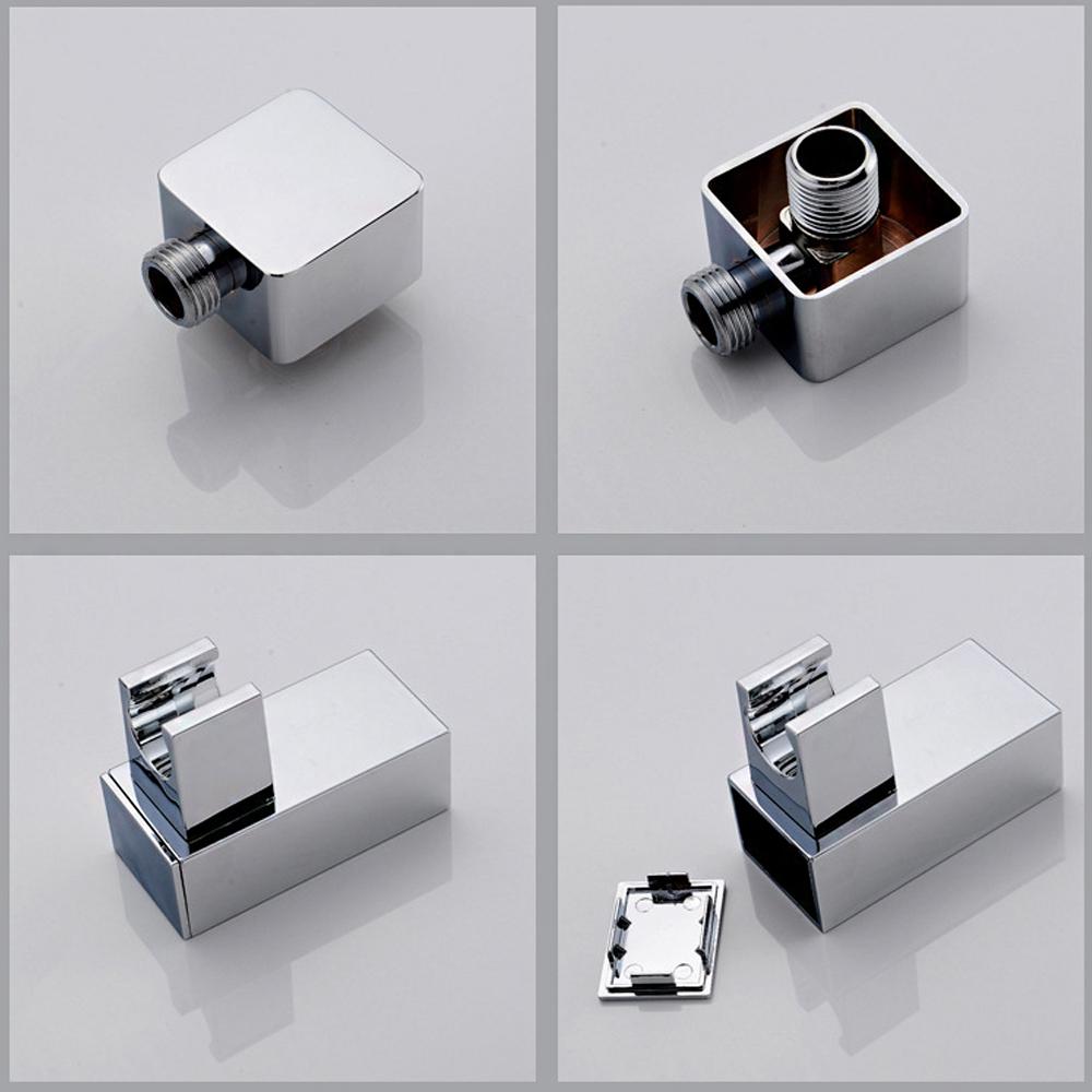 regendusche set unterputz duscharmatur duschkabine duschstange duschkopf brause ebay. Black Bedroom Furniture Sets. Home Design Ideas