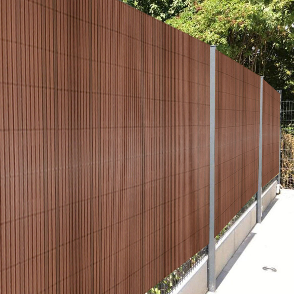 Garten Terrasse Sicht Larmschutzwande Pvc Sichtschutzmatte