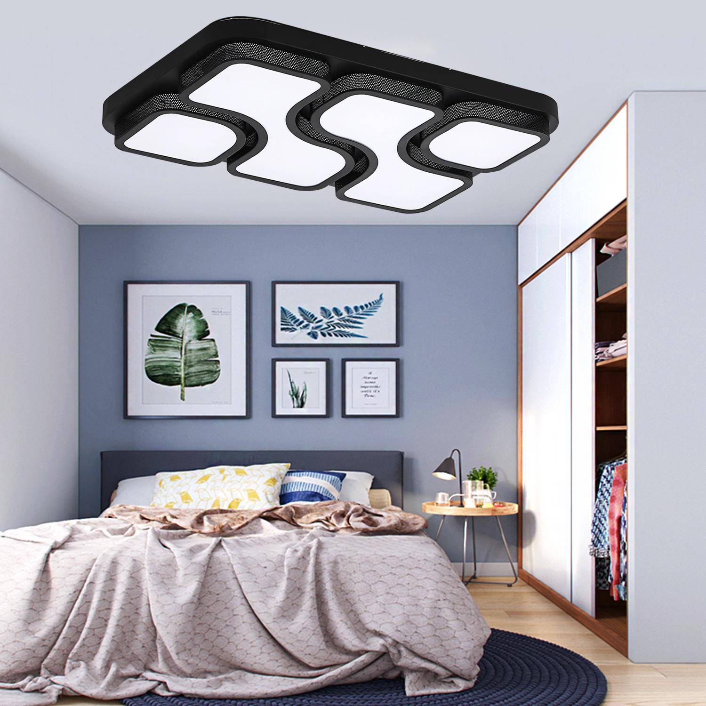 64W LED Deckenlampe Deckenleuchte Flurleuchte für Küche Wohnzimmer Esszimmer