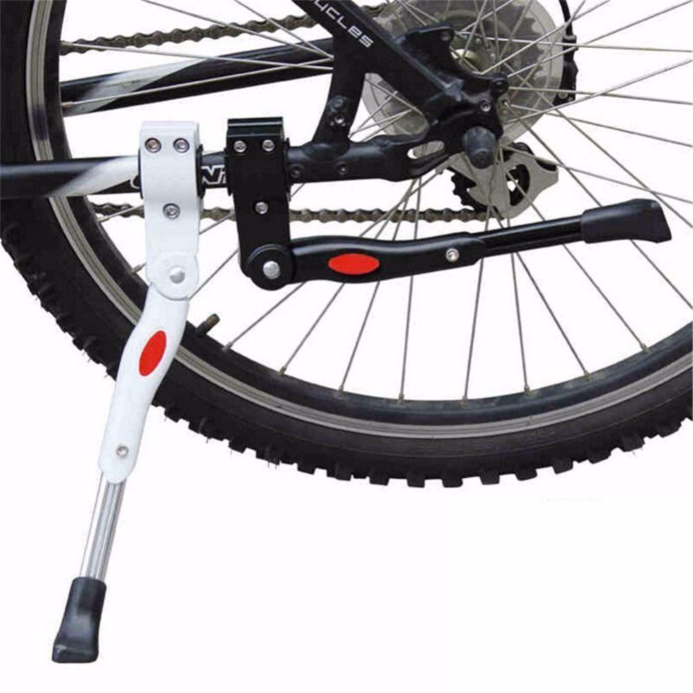 Antiskid Bike Kickstand Carbon Fiber Parking Foot Side Stick Stand Support SD