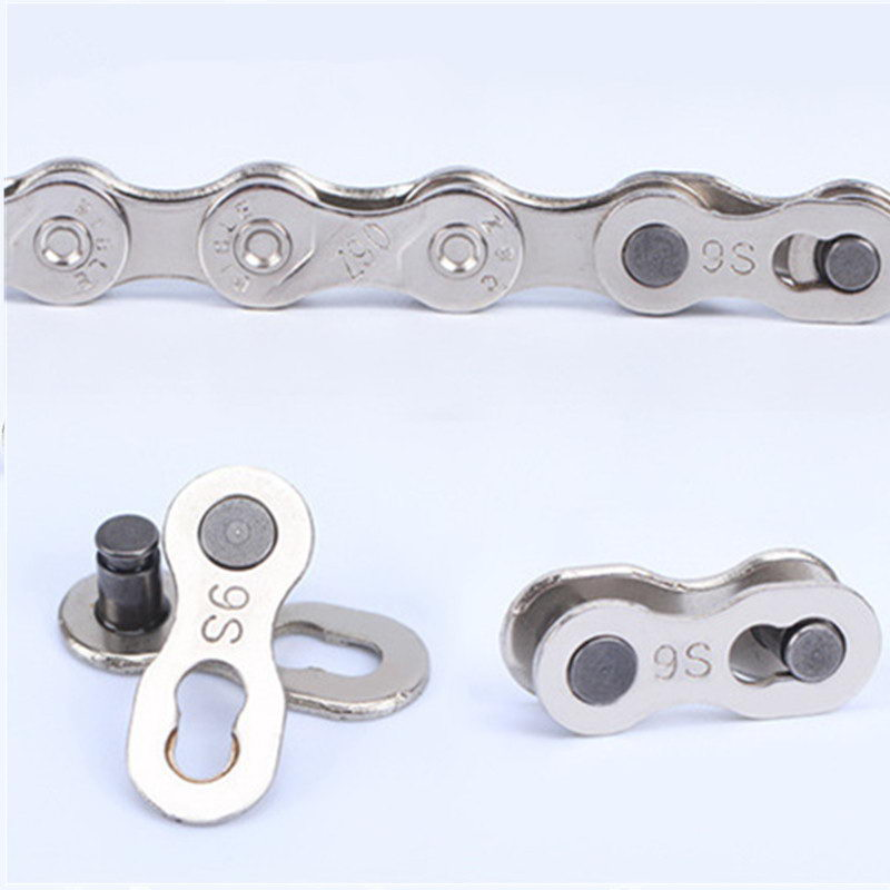 3 Pair Cycling Bicycle Bike Chains Connector 6-7-8//9//10 Speed Quick Master Link