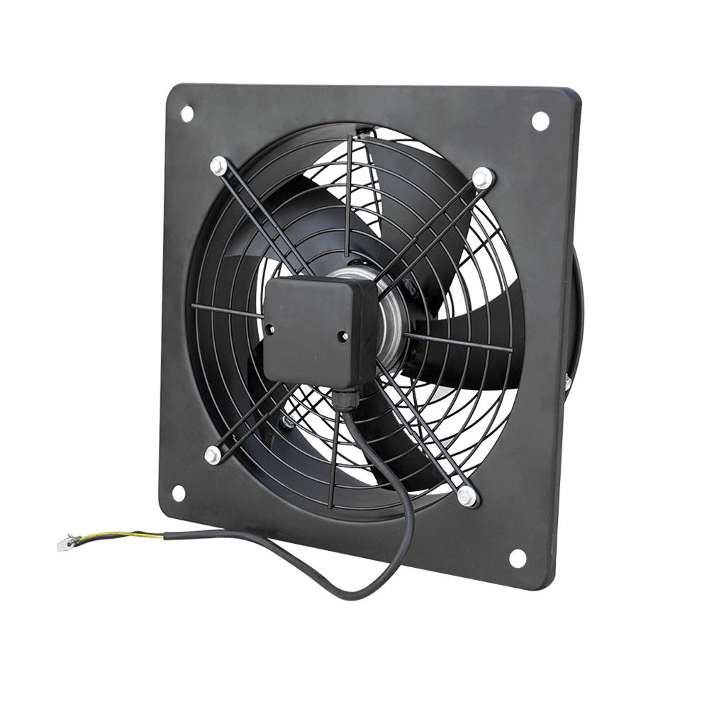 Details about Ventilation Extractor Axial Exhaust Commercial Blower Plate  Fan 220V 4pole-400mm