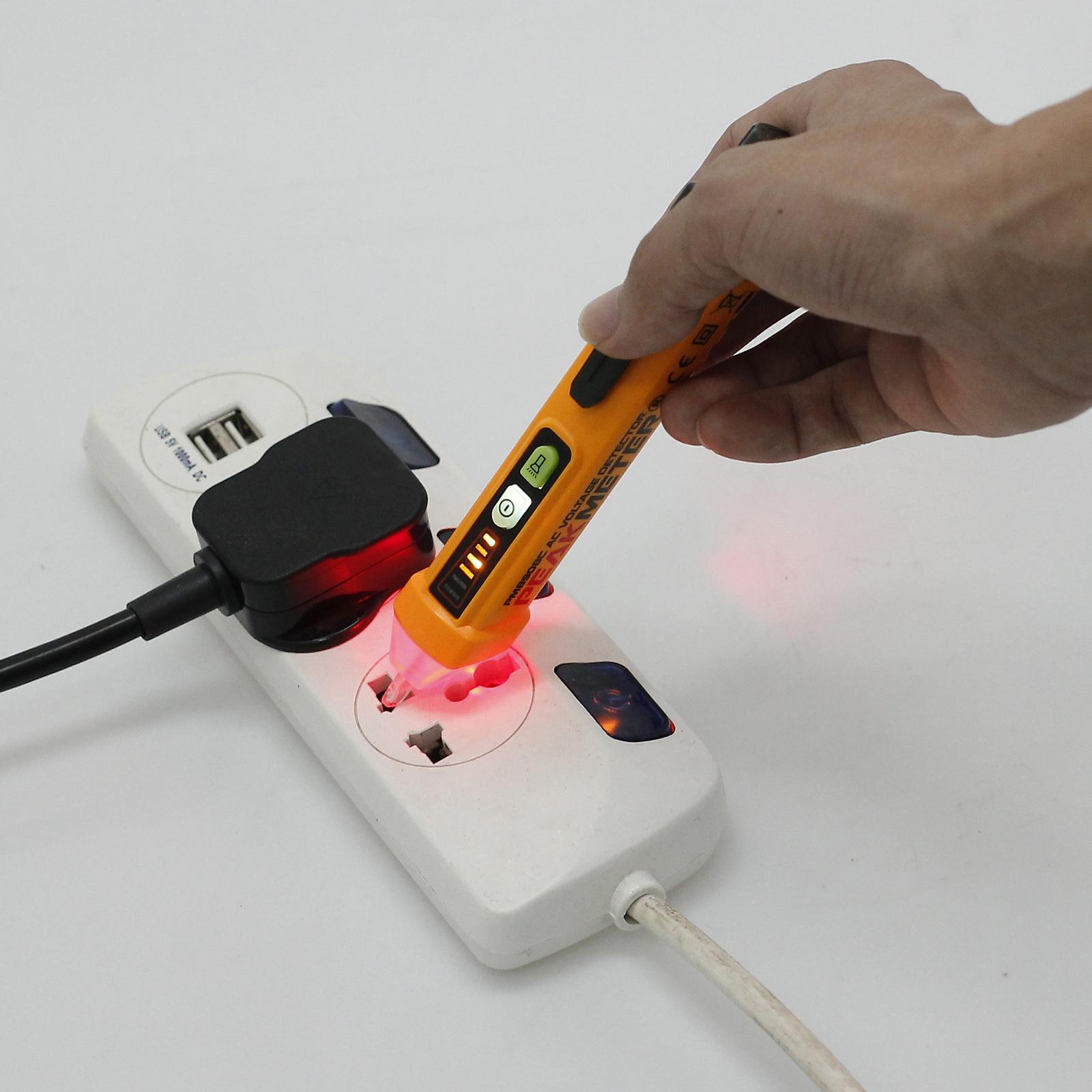 12 1000v Circuit Tester Voltage Electrical Led Light Test