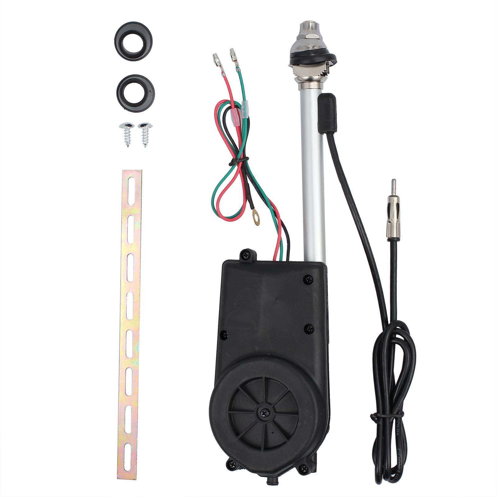 Kit de durites de conduite de frein allong/ées Sunnyflowk pour /él/évateur /à ressort 2-5 pour Nissan Patrol GQ Y60 GU Y61 noir