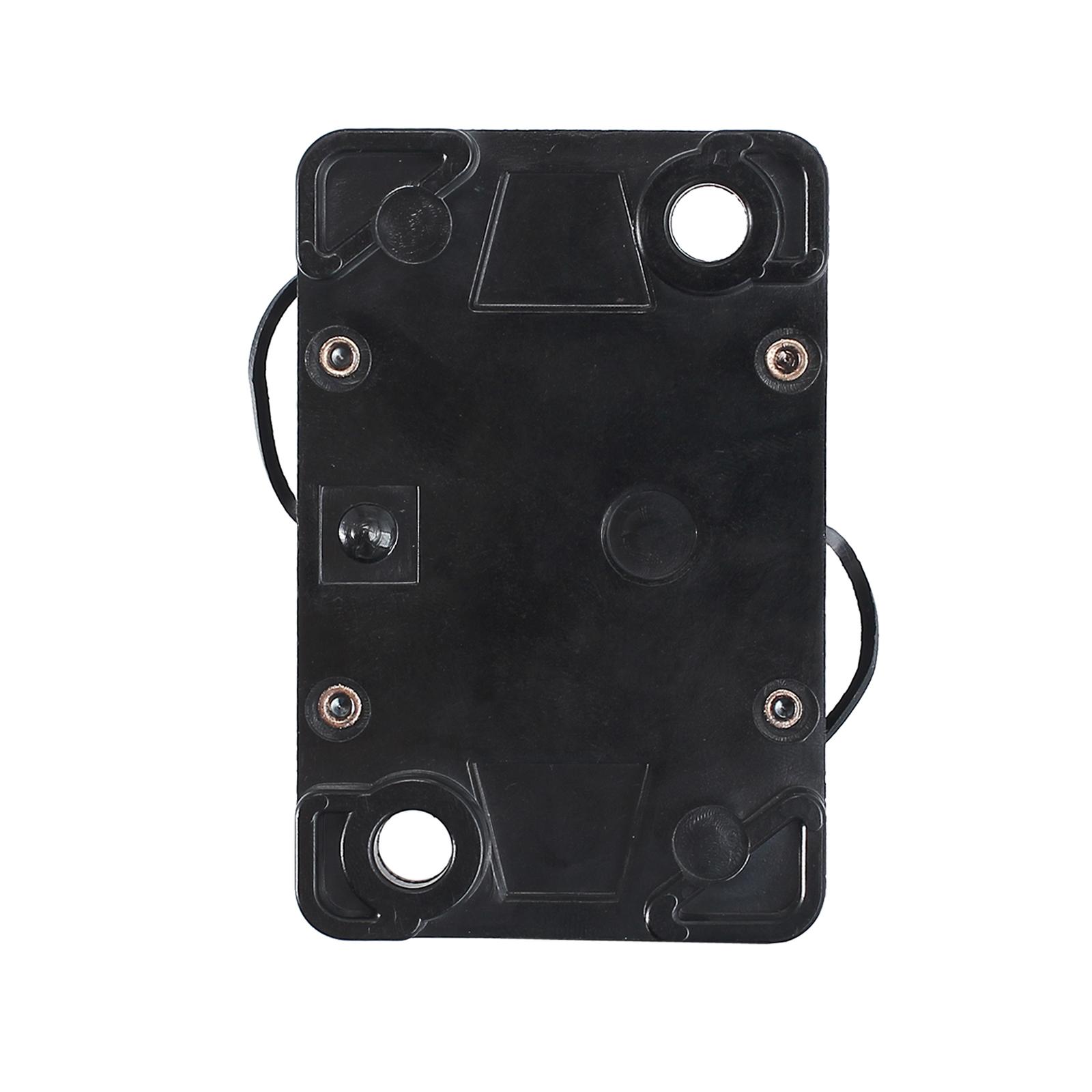 50a Amp Surface Mount Circuit Breaker Fuse Reset 12v 24v For Sae J1625 J1171