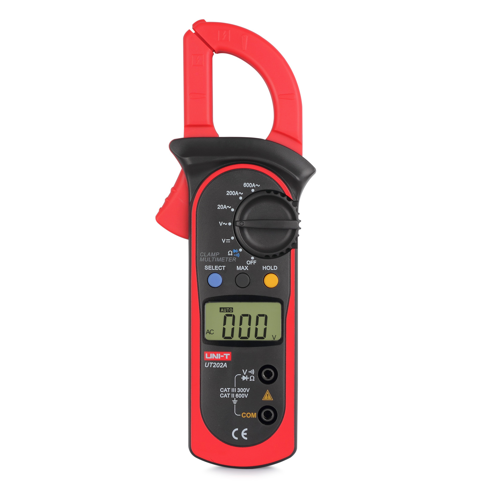 digital zangenmultimeter acdc lcd stromzange multimeter. Black Bedroom Furniture Sets. Home Design Ideas