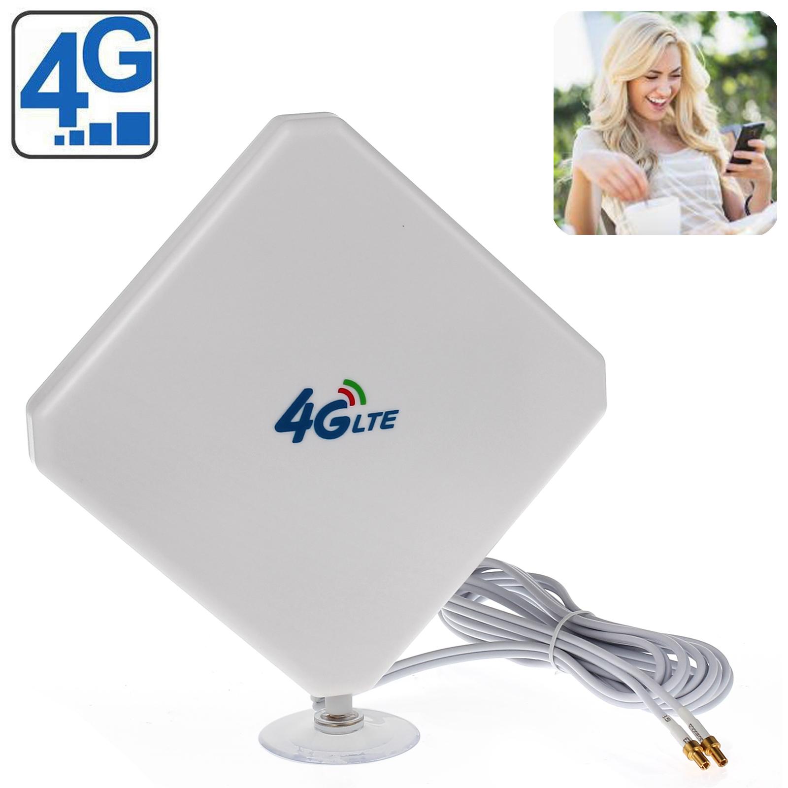 Signal Amplifier 3//4G Broadband Mobile External Antenna for LTE HUAWEI TS9 35dBi