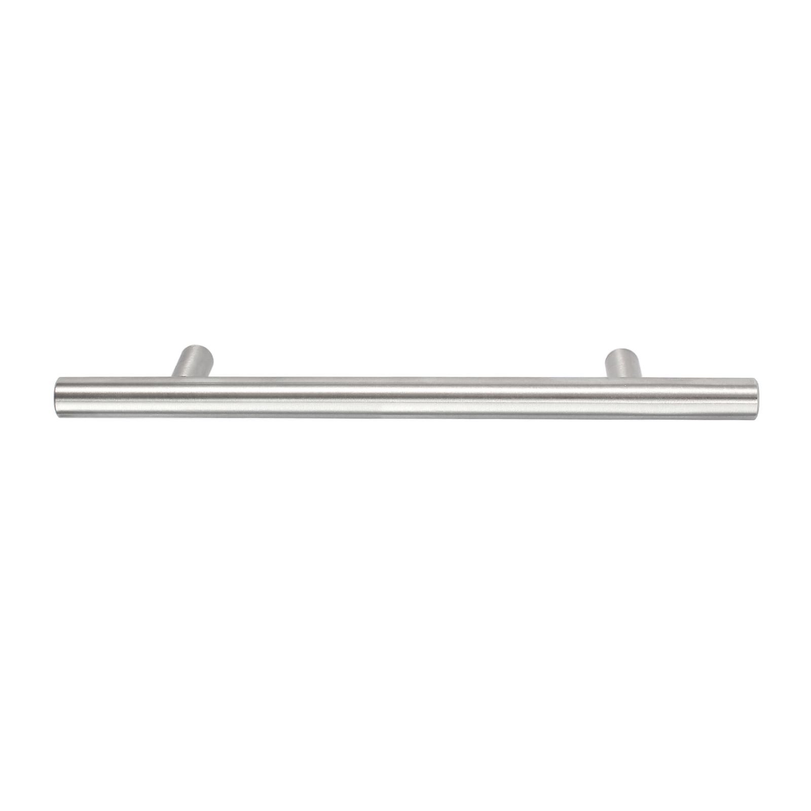 Möbelgriffe Zubehör 10x200mm Möbelgriff Relinggriff Stangen Küchen Schrank  Griff Edelstahl DE Silber