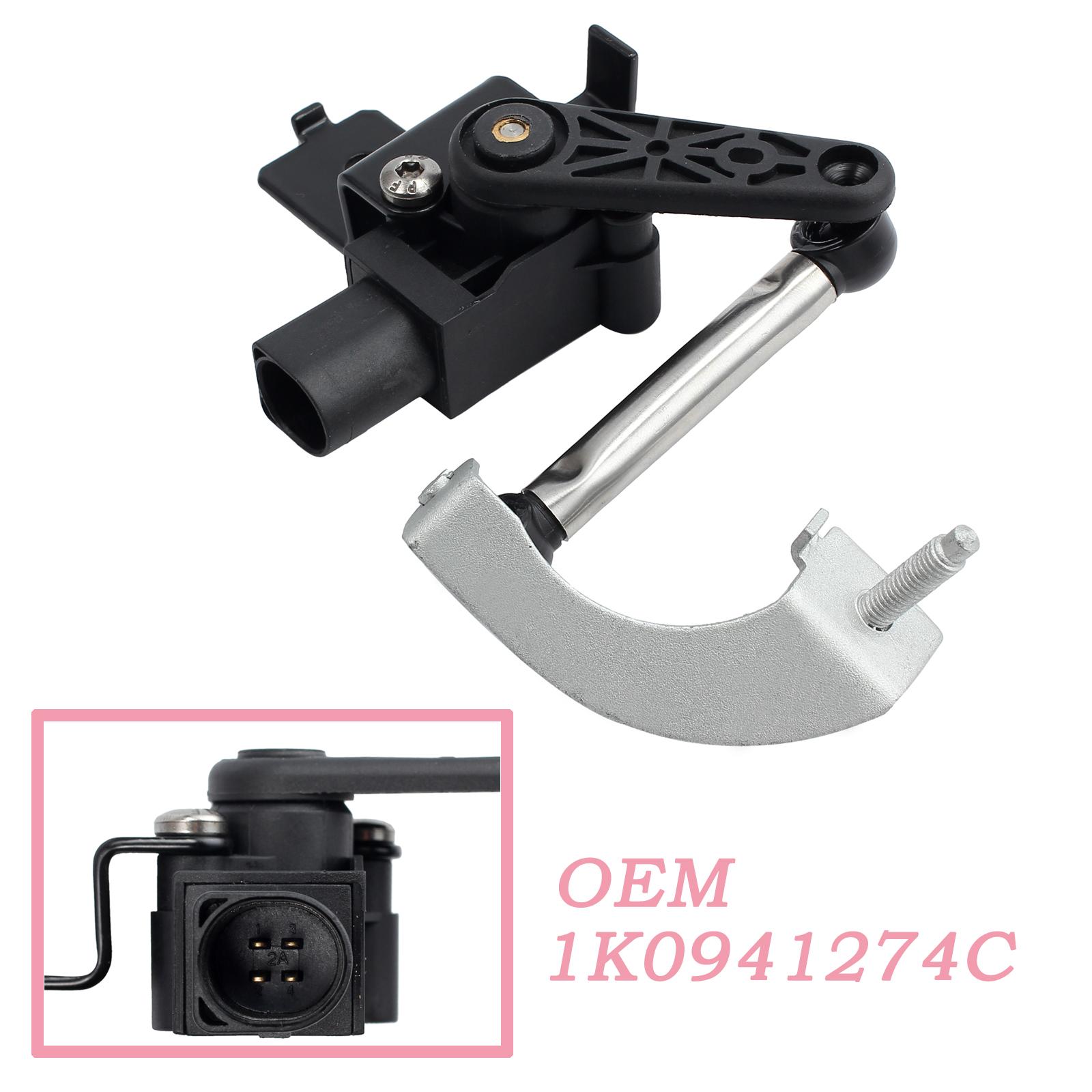 Niveau Sensor Nivellierung Gestänge Xenon Scheinwerfer für AUDI SKODA VW 941274C