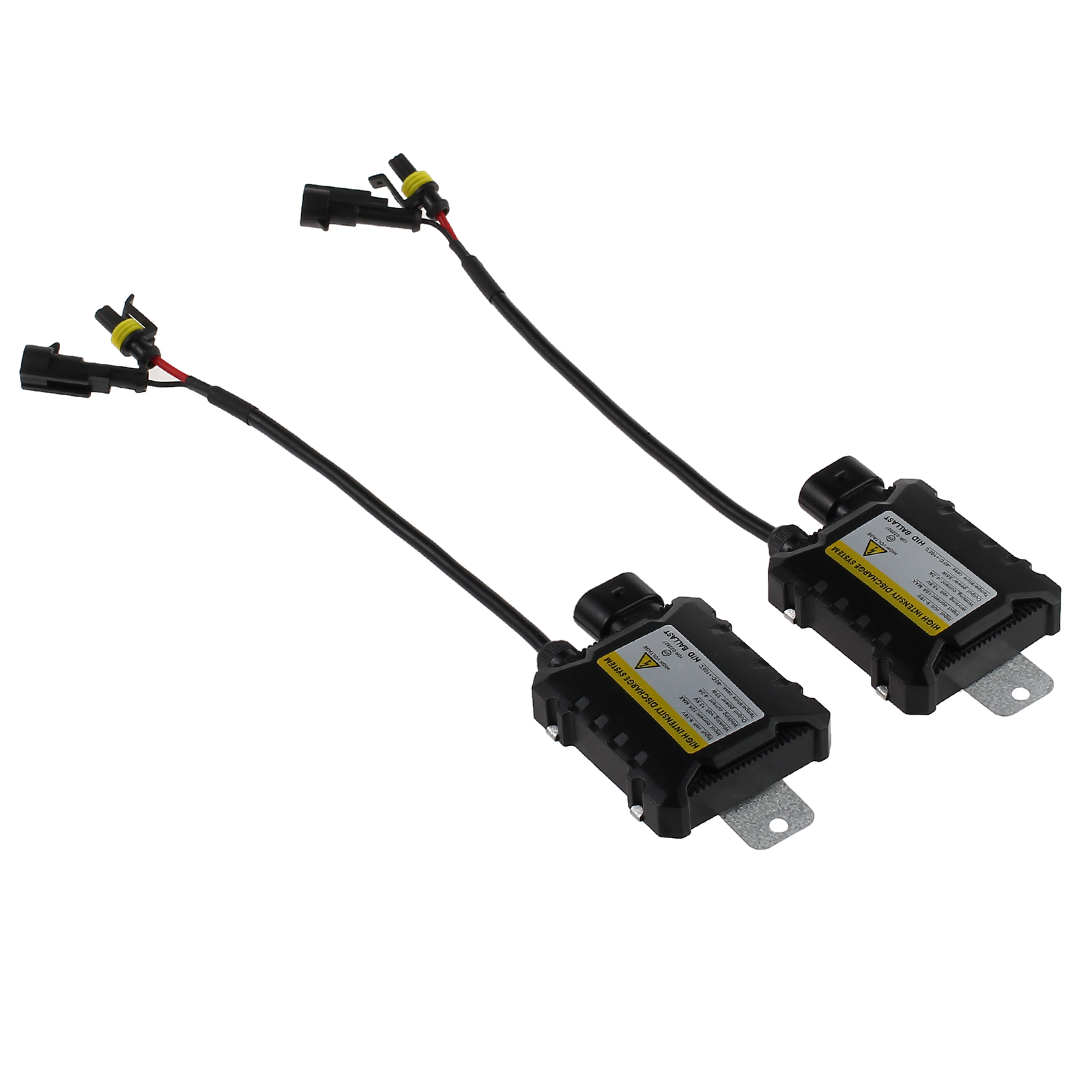 Slimline Ballast Wiring Diagram: 2PCS 12V 55W Car Slim Digital HID Ballast Xenon Light