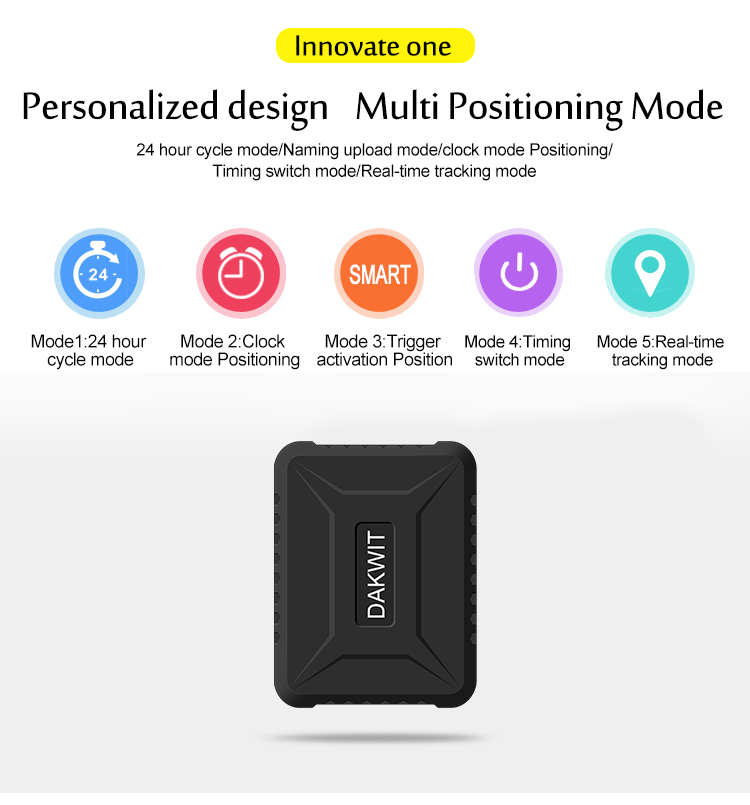 Details about TK800b Hidden APP SIM GSM GPS GPRS Tracker Car Vehicle Magnet  Tracking Device