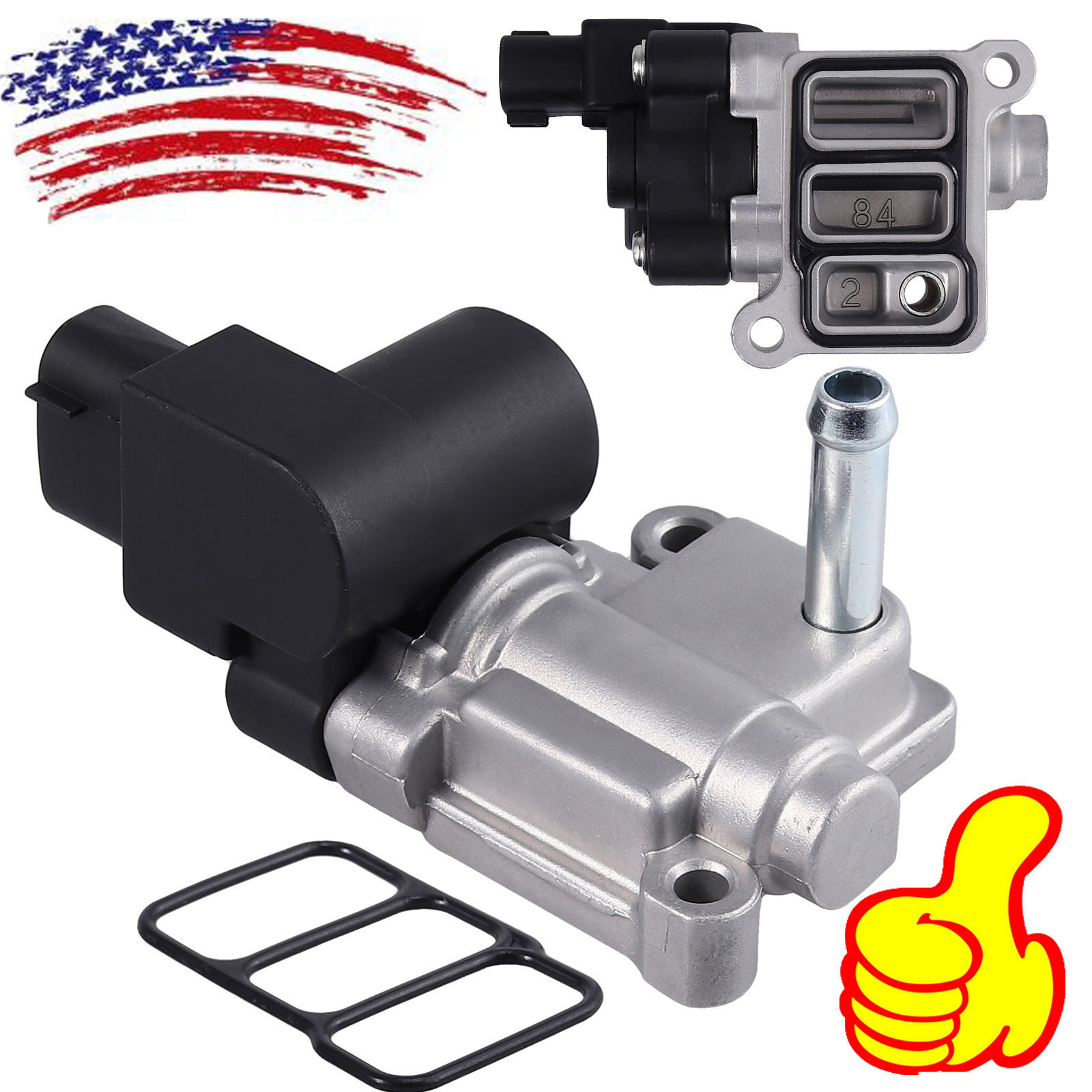 Idle Air Control Valves IACV 16022-P8A-A01 AC4069 31072 for Honda Accord Pilot Acura CR-V Odyssey Pilot TL CL V6