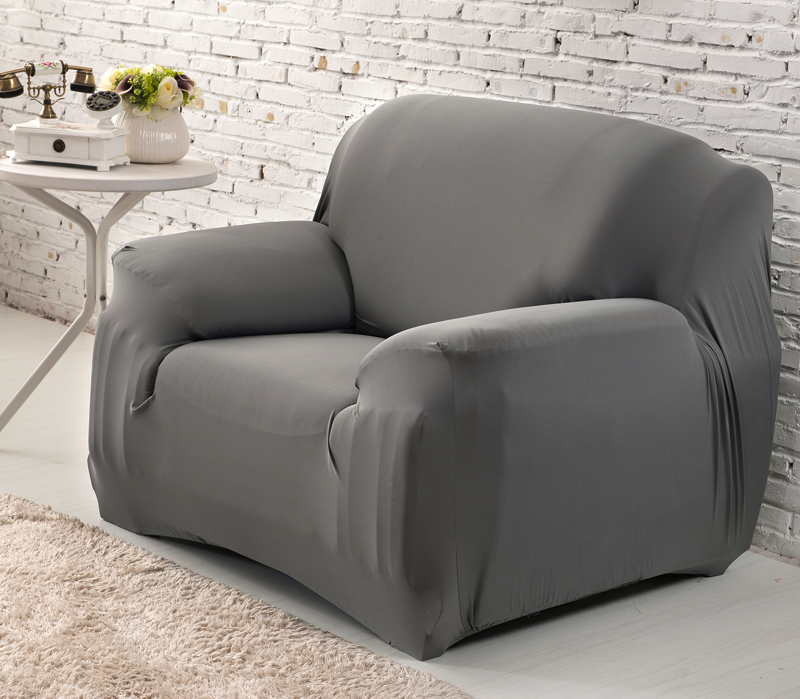 Removable Stretch Couch Sofa Covers Recliner Single Double