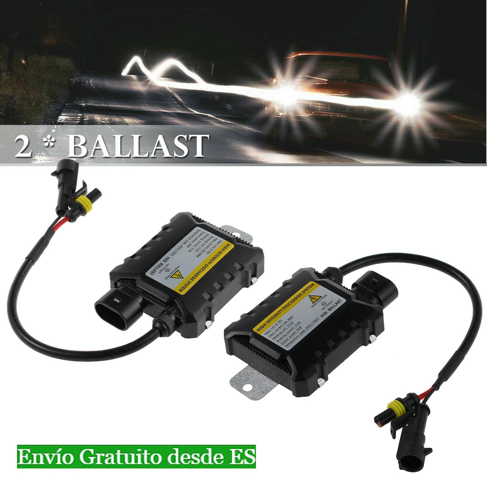BALASTRO CAN BUS PARA BOMBILLAS DE XENON DS2 Y D2R 35W 12V.ENVIO GRATIS 24H