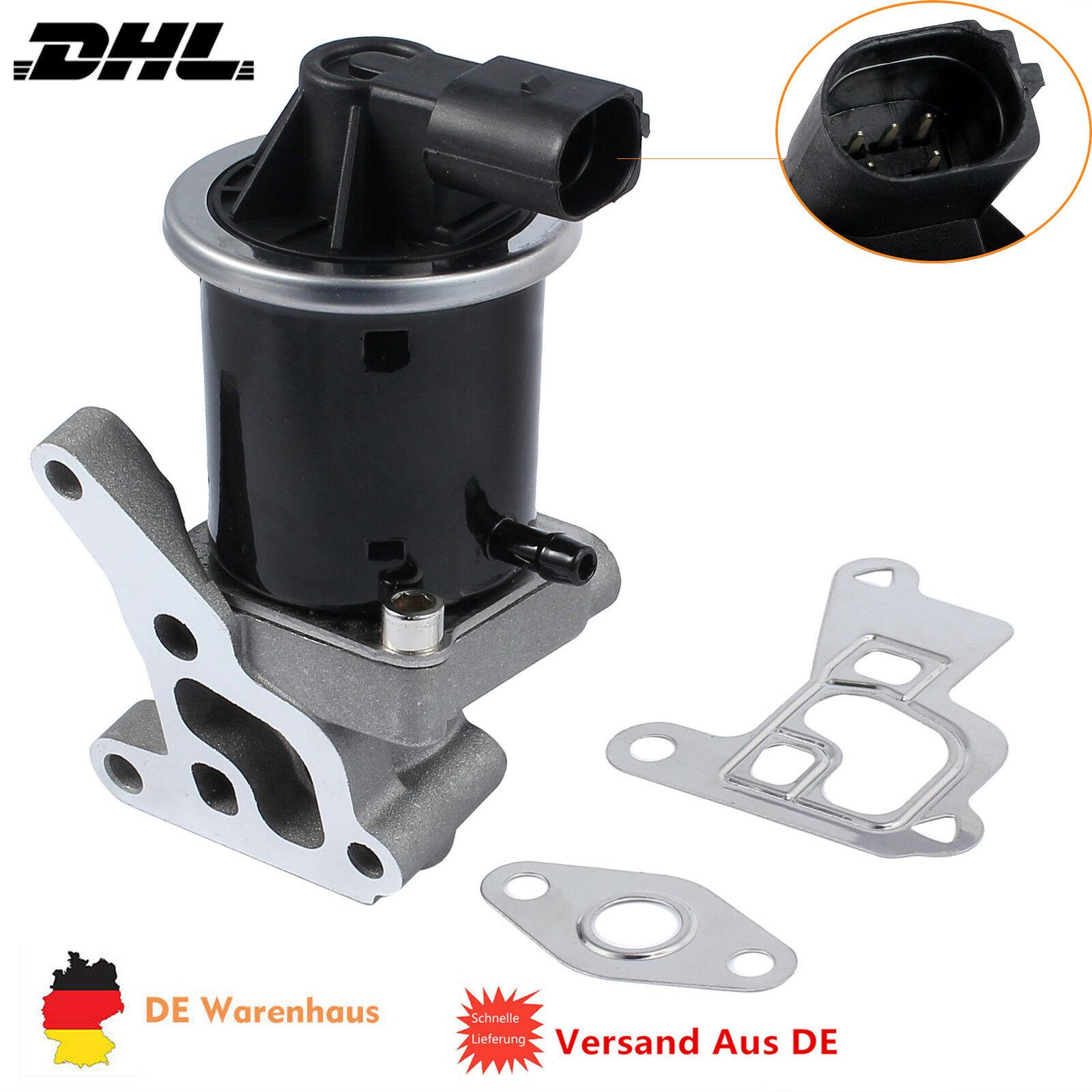 AGR VENTIL Abgasrückführungsventil für VW Polo 6N 6N2 SEAT Arosa 1.0 030131503F
