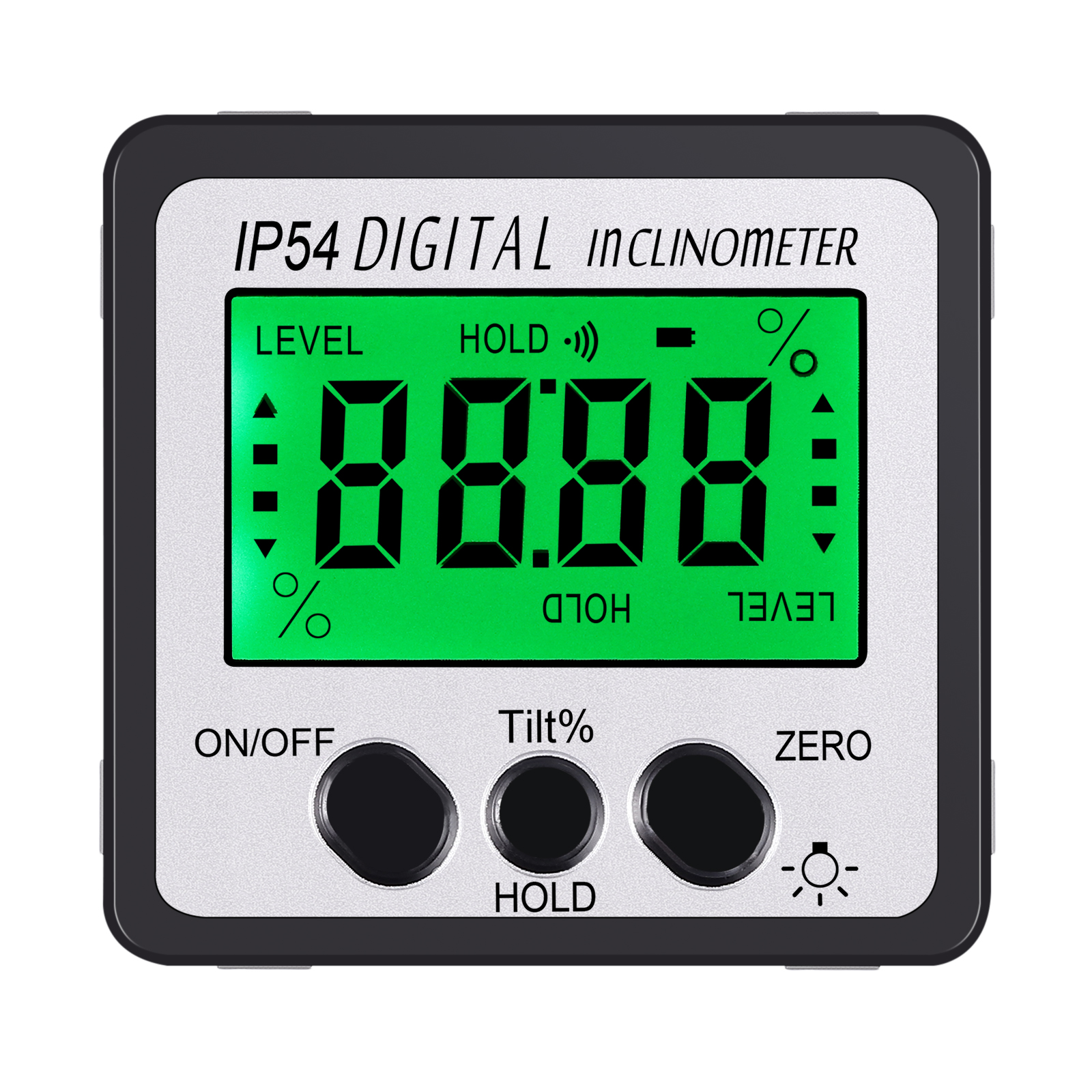 Mini LCD 0-360° Degree Digital Level Protractor Gauge Angle Finder Inclinometer