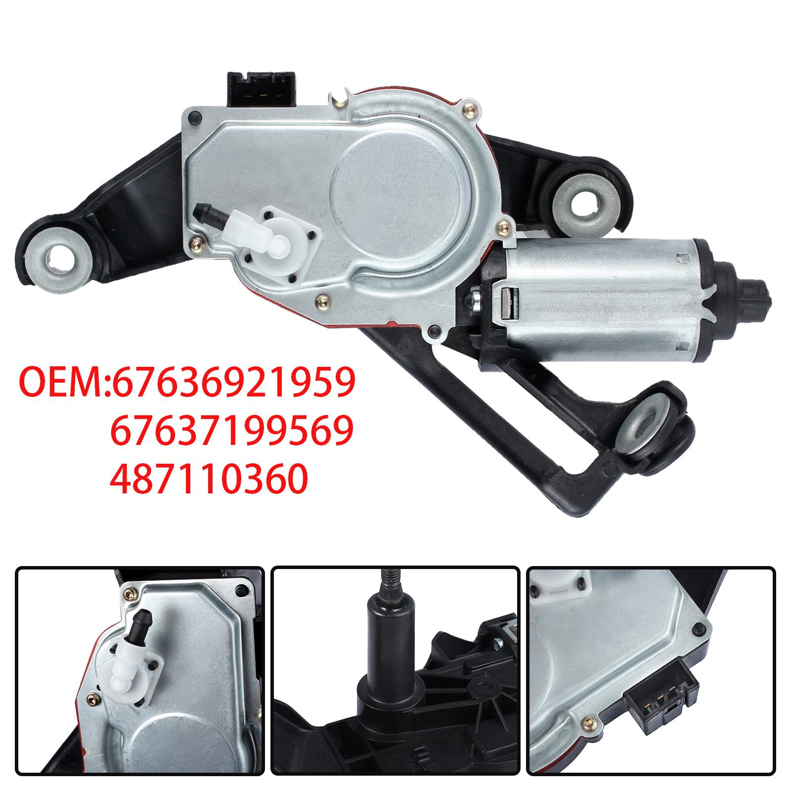 2006-2012 Rear Window Wiper Motor FOR BMW 1 Series E81