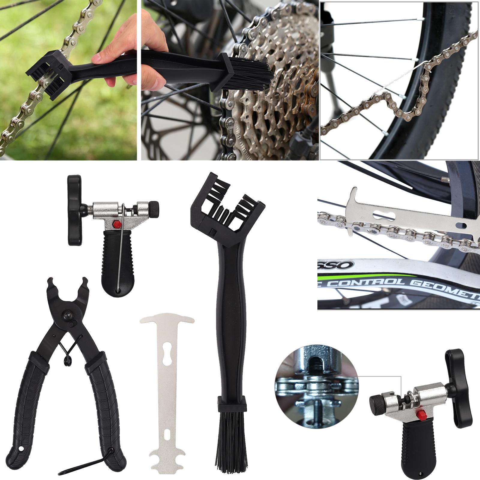 19 in1 Bike Bicycle Cycling Chain Breaker Splitter Cutter Remover Repair hot