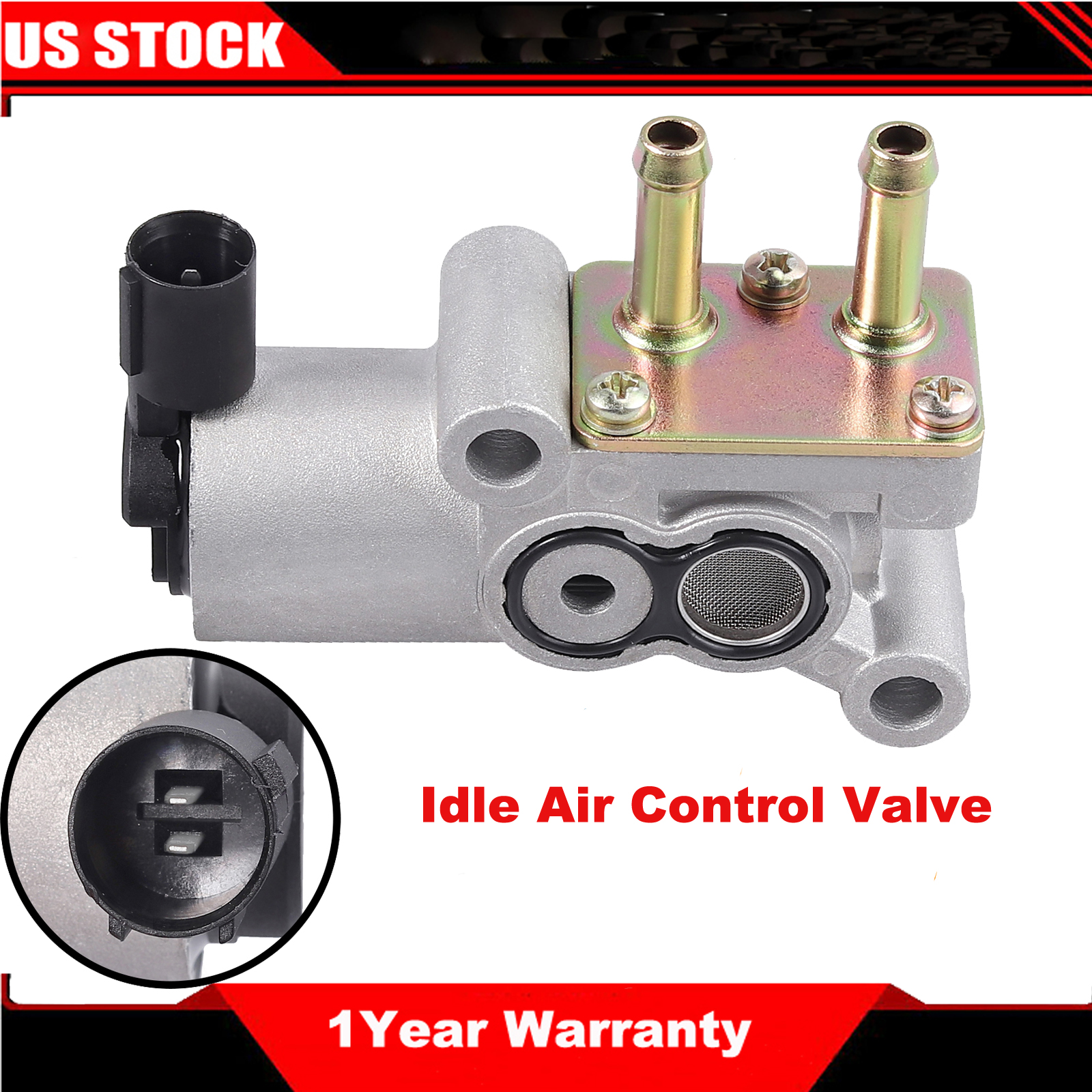 Fuel Injection Idle Air Control Valve For 97-01 Honda CR-V 2.0L-L4 AC275