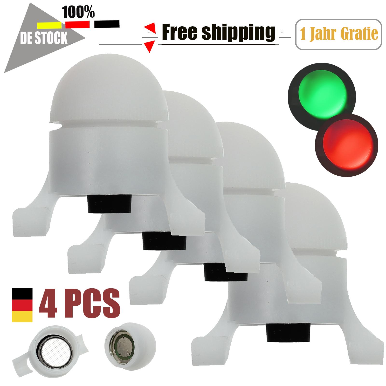 Wasserdichte Angeln Bissanzeiger Elektrische LED-Licht Sound Alarms Für