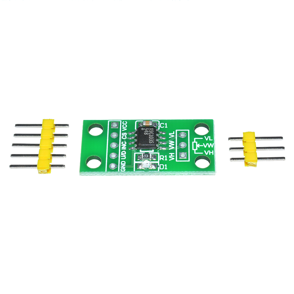 X9C103S Digital Potentiometer Board Module for Arduino DC3V-5V H$