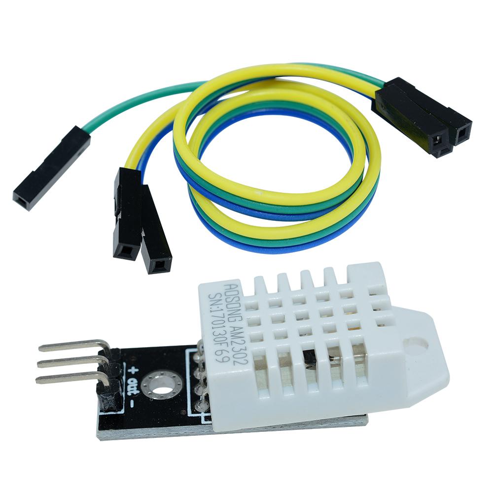 2//5//10x Digital DHT22 AM2302 Temperature Humidity Sensor Replace SHT11 SHT15 SE