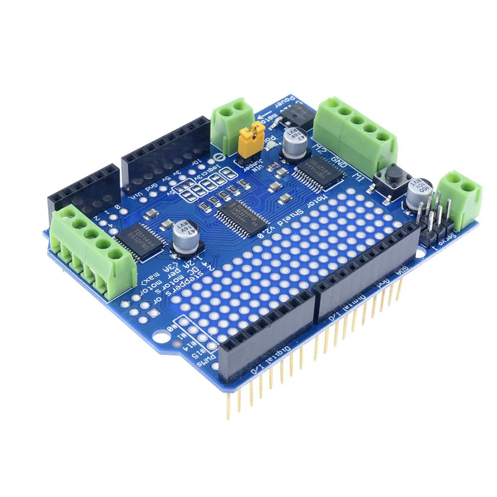 PCA9685 TB6612 Motor Stepper Servo Robot Shield for Arduino I2C V2 PWM Driver