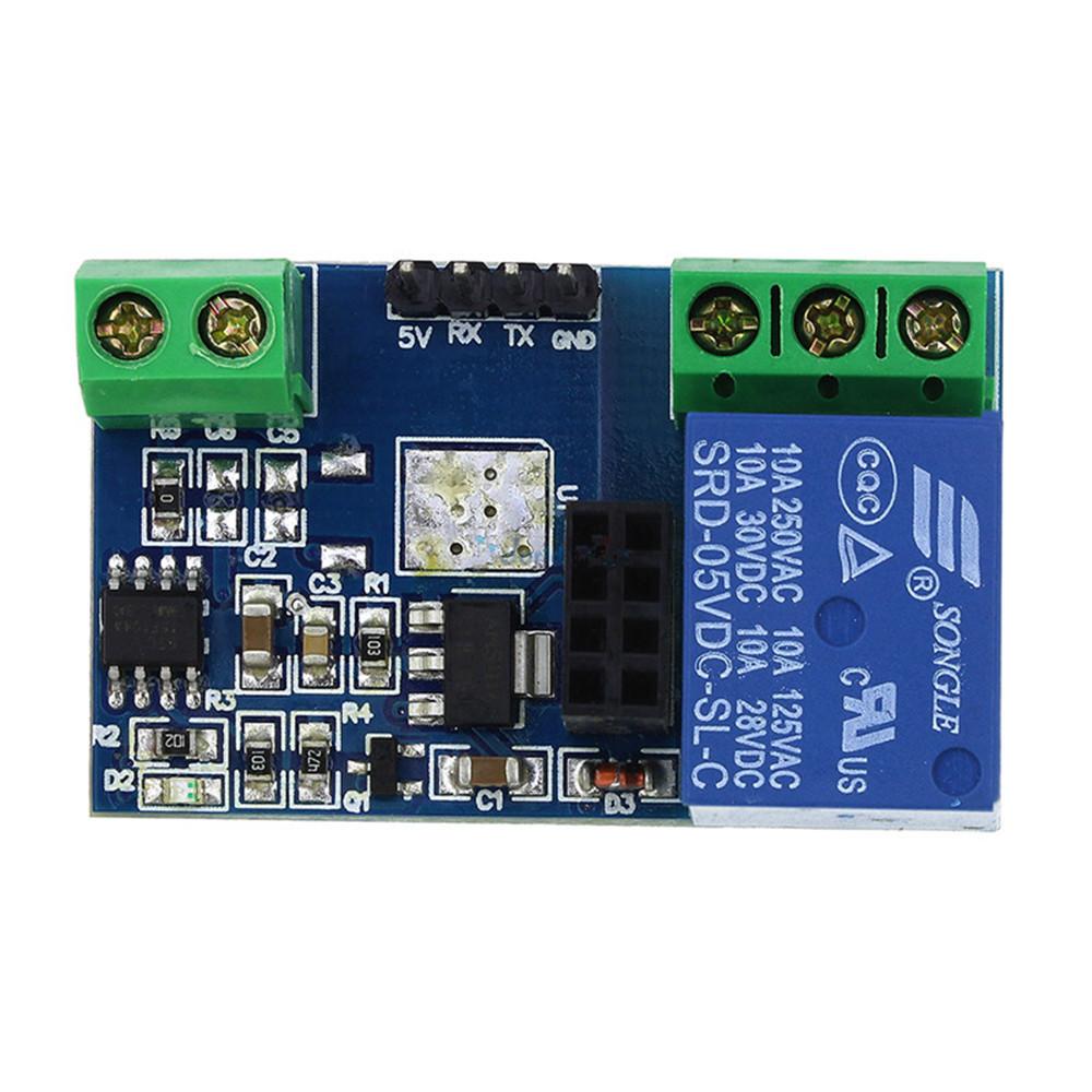 5 V WiFi ESP-01 ESP-01S Relais Module ESP8266 Contrôle à Distance Interrupteur Pour Smart Home