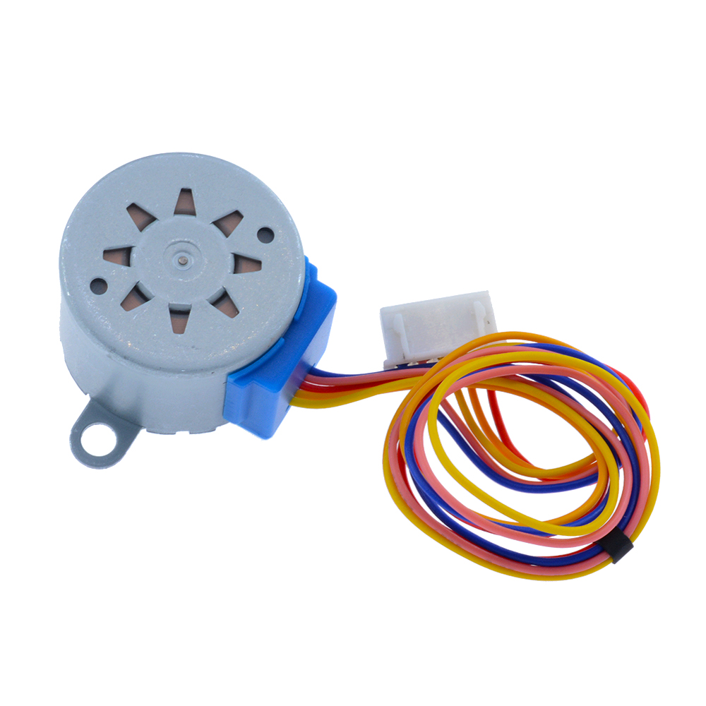 Details about 28BYJ-48 Valve Gear Stepper Motor DC 5V 4 Phase Step Motor  Reduction Arduino New
