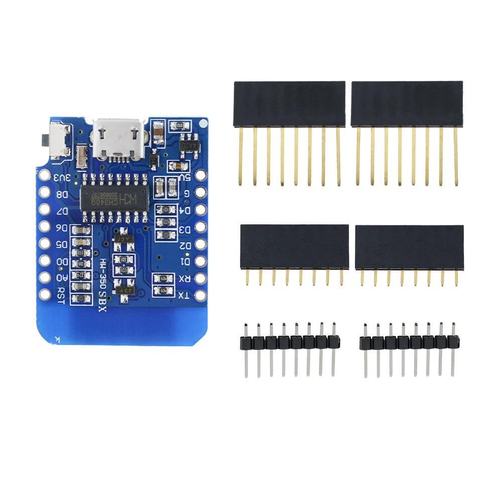 D1 Mini WIFI 4 Entwicklungsboard-Modul ESP-8266 ESP-12 Neu D8Q1