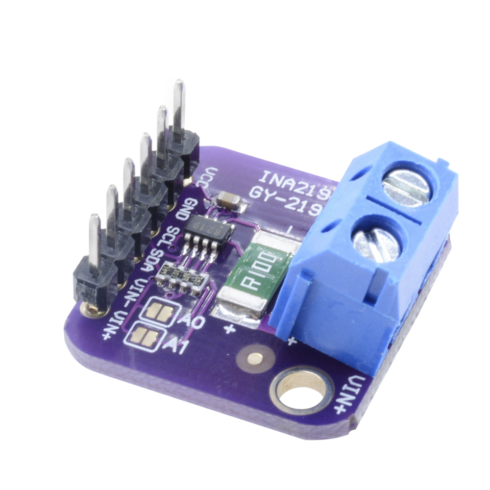 DIY INA219 GY-219 Bi-direction DC Current Power Supply Breakout Sensor Module