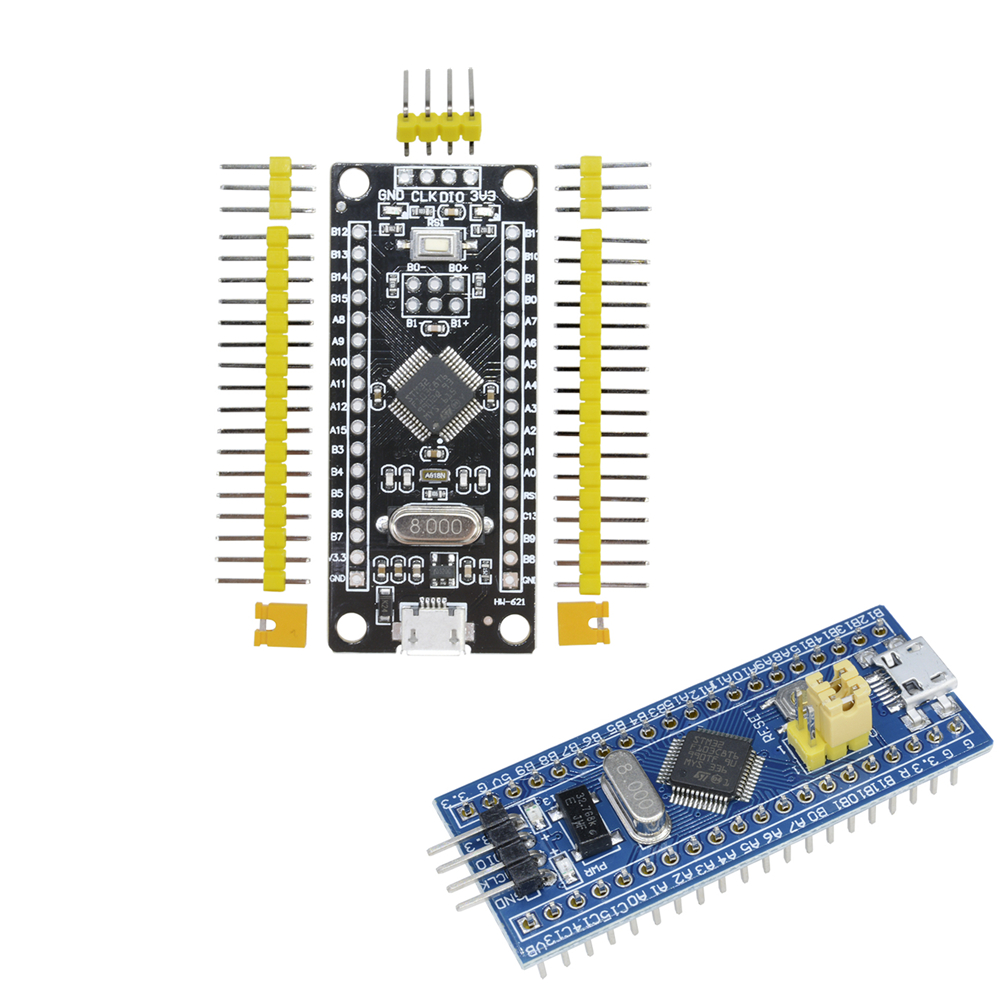 STM32 Development ARM Learning Board STM32F103C8T6 Micro USB new