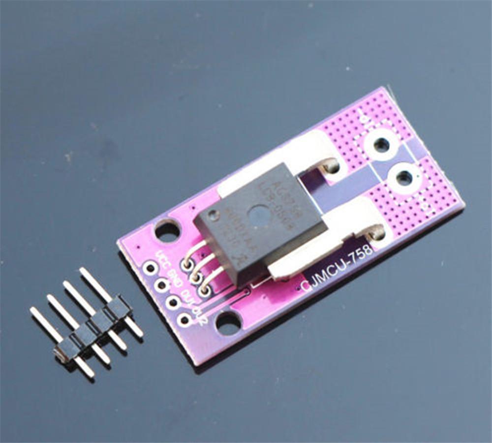 Current Sensor IC ACS758LCB-050B//100B-PFF-T ACS758LCB Current ATF