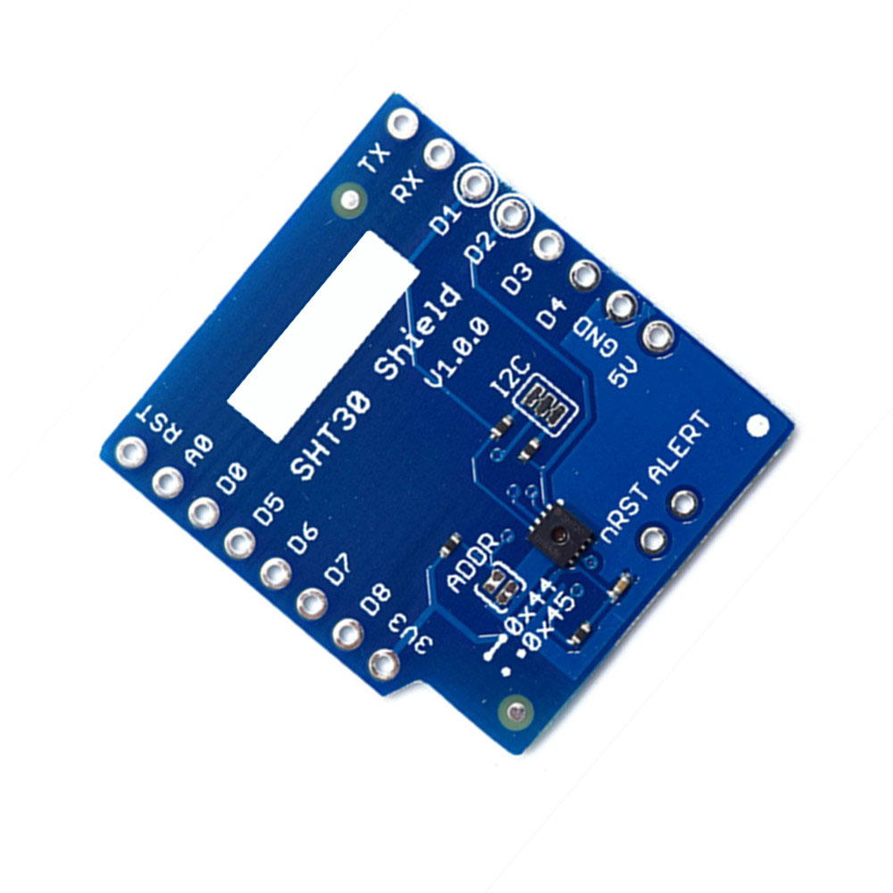 Sht30 Temperature and Humidity Measurement I2c Shield for WeMos D1 Mini US for sale online