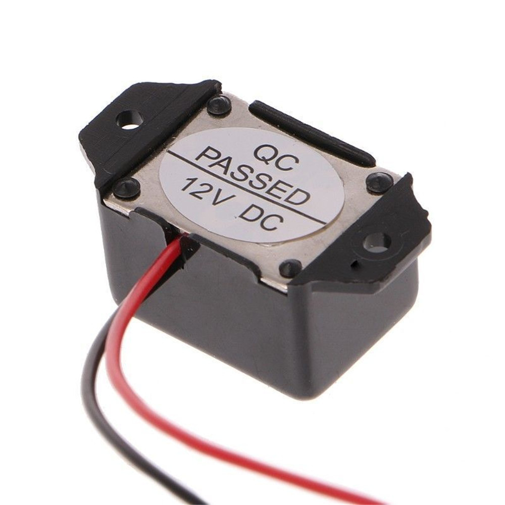 Constant Tone Available in UK DC 12V 85dB Mini Electronic Alarm Buzzer
