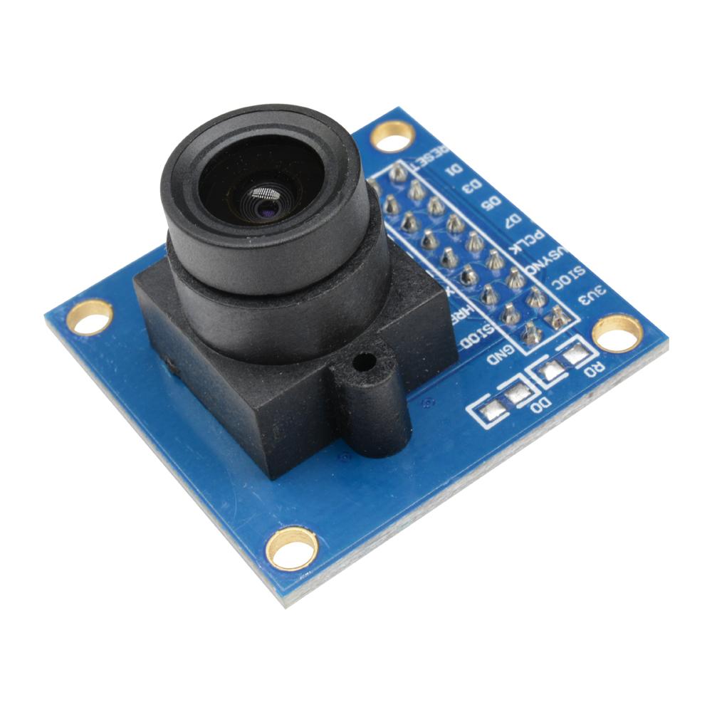 VGA OV7670 CMOS Camera Module Lens CMOS 640X480 SCCB