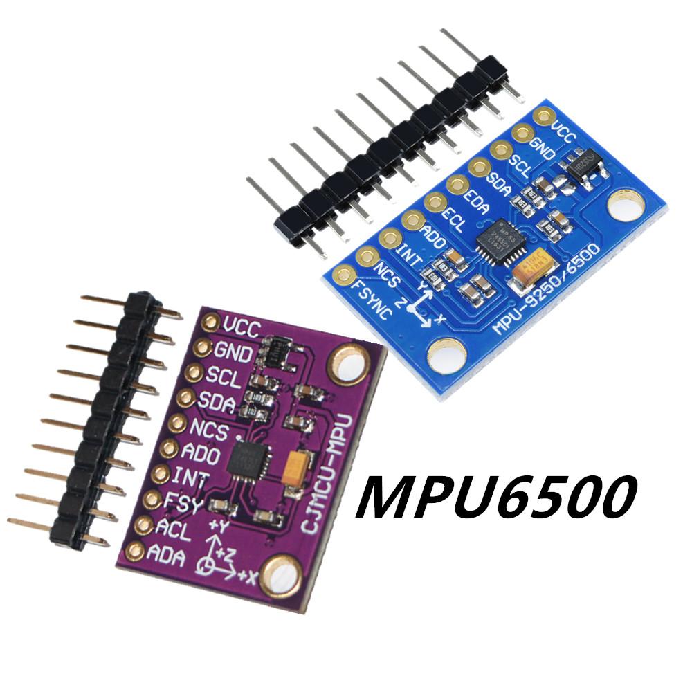 6 Axis MPU6500 Gyroscope Accelerator Sensor Module 6 DOF SPI