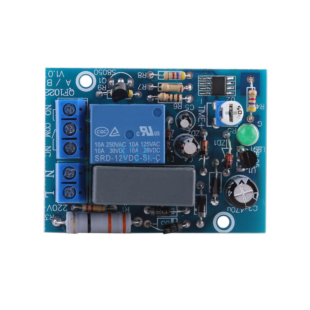 12V Reinshagen electronic DSC AK6550 1 x Relais Lagerware