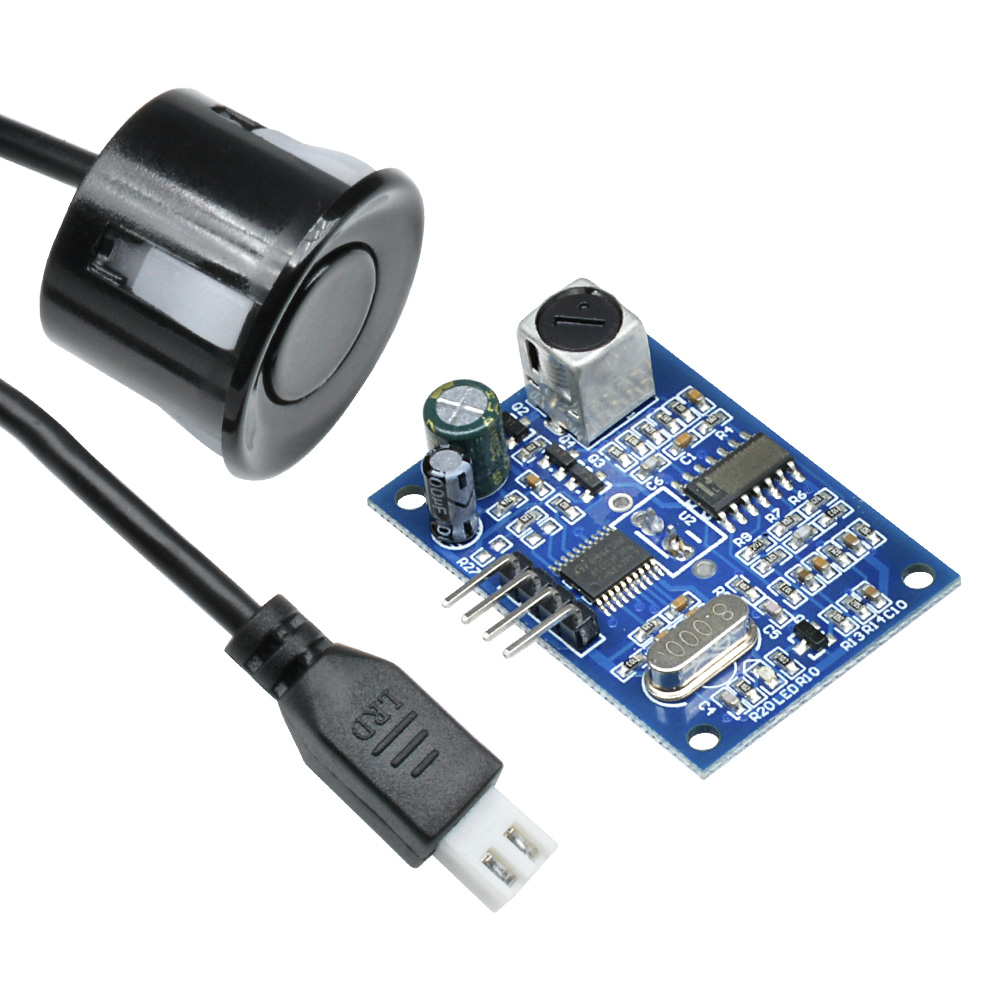 Details about JSN-SR04T Ultrasonic Module Distance Measuring Transducer  Sensor Waterproof DC5V