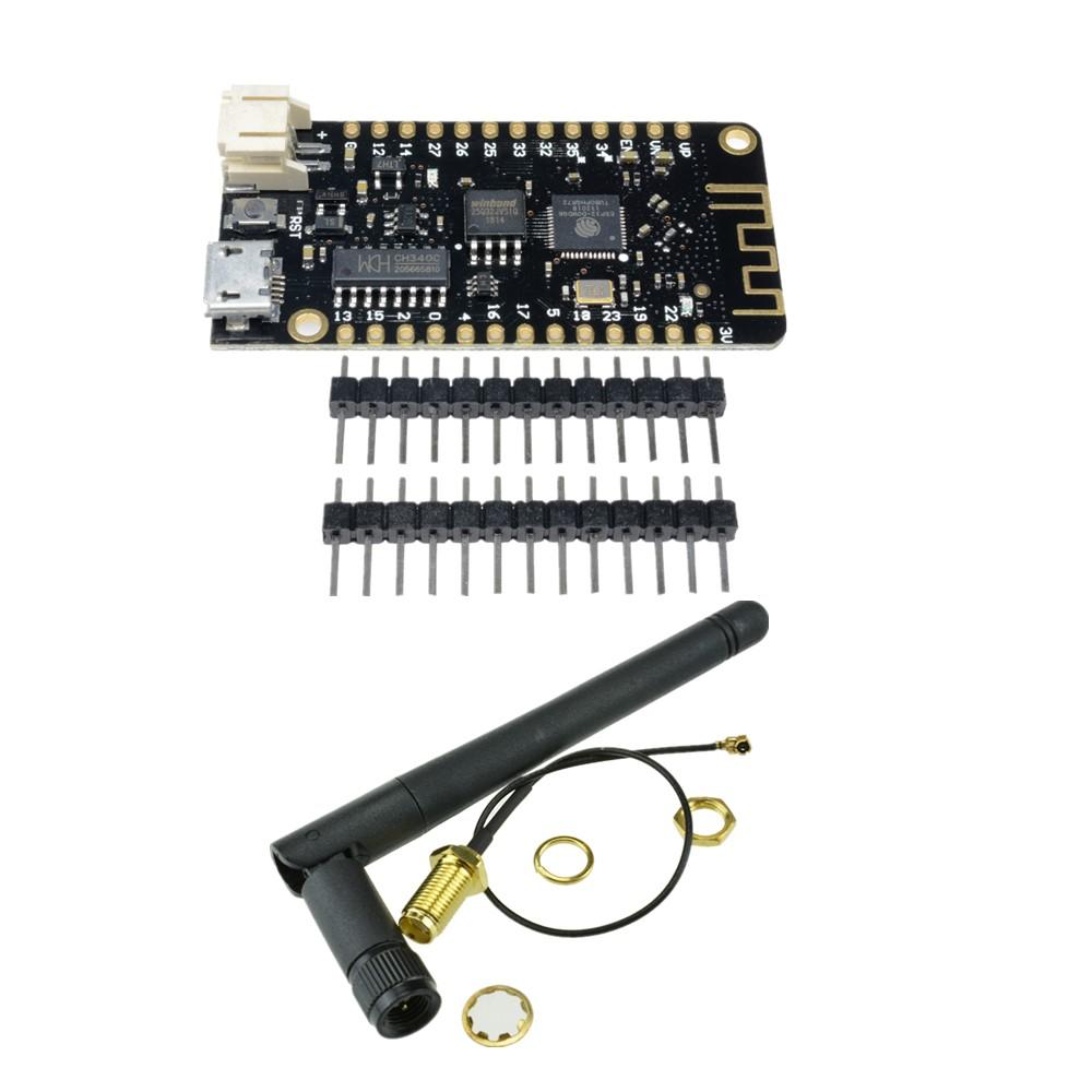 ESP32 Lite V1.0.0 WEMOS Wifi/&Bluetooth Board Based MicroPython 4MB FLASH CH340