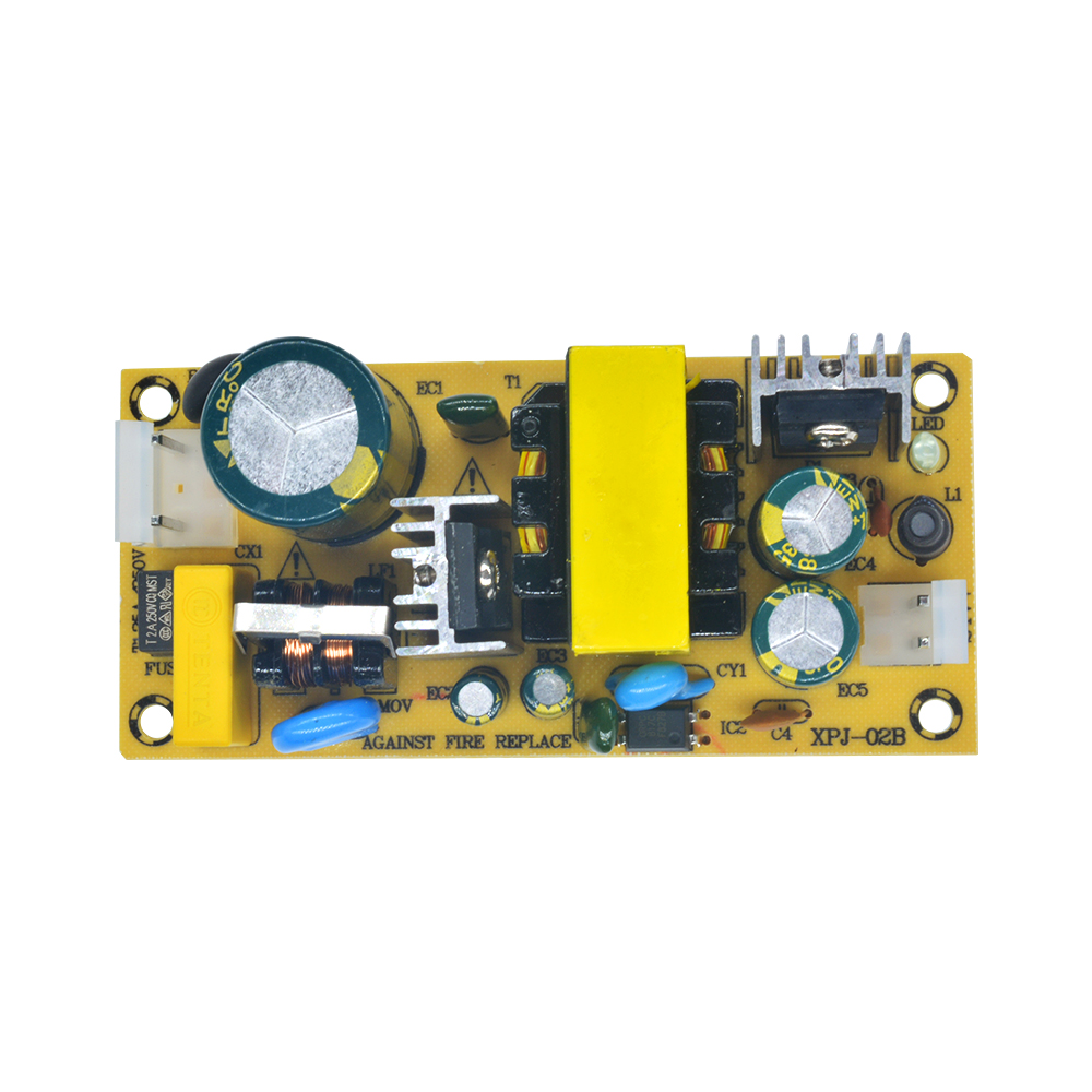 24V 1.5A 24W Switching Power Supply Module AC 220V To DC 24V Board For Repair