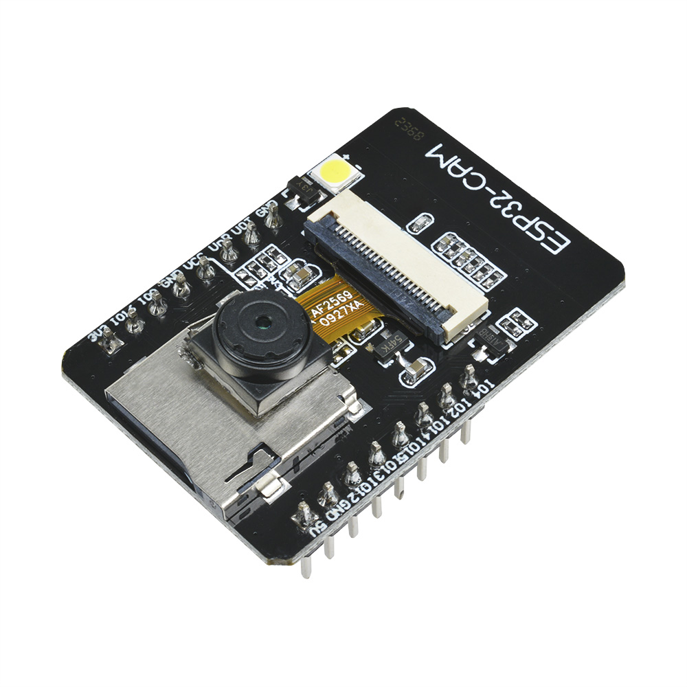 ESP32-CAM OV2640 2.0MP Mini Camera Module 3.3V DIY//USB Type-C Board for Arduino