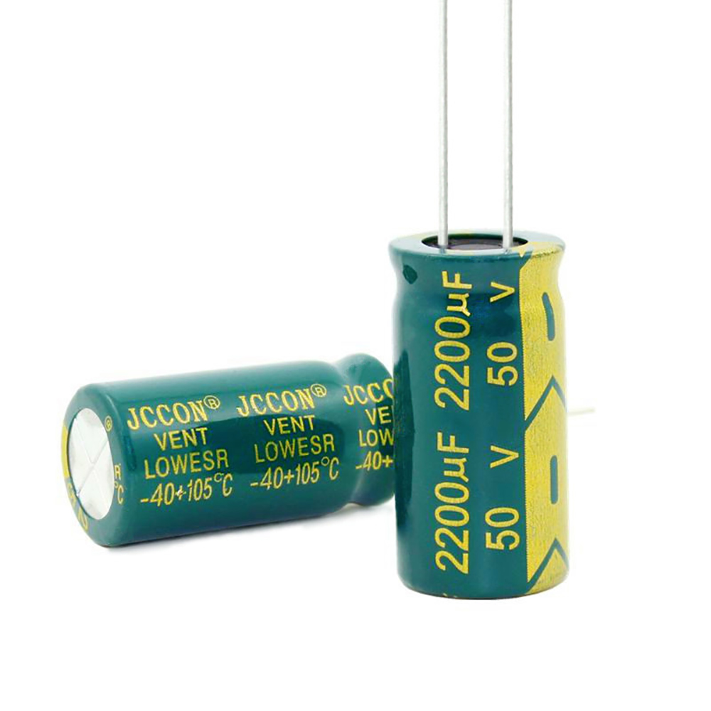 10//20//50PCS 63V High Frequency LOW ESR Radial Electrolytic Capacitor 2200uF 105C