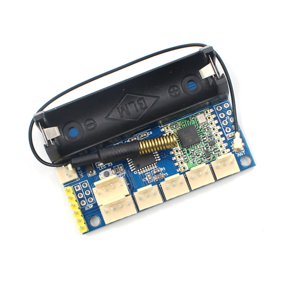 433//868//915MHz LoRa Radio V1.0 V2.0 ATmega328P Ra-02 RFM Wireless Node Module