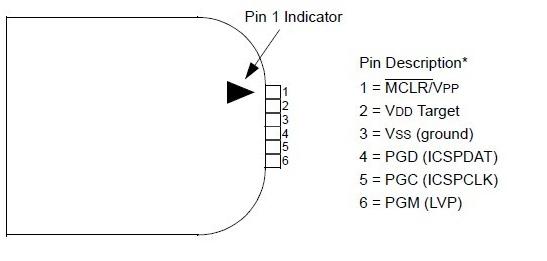 pickit 3 circuit diagram pickit3 pickit2 pic kit3 kit2 debugger programmer emulator pic  pickit3 pickit2 pic kit3 kit2 debugger