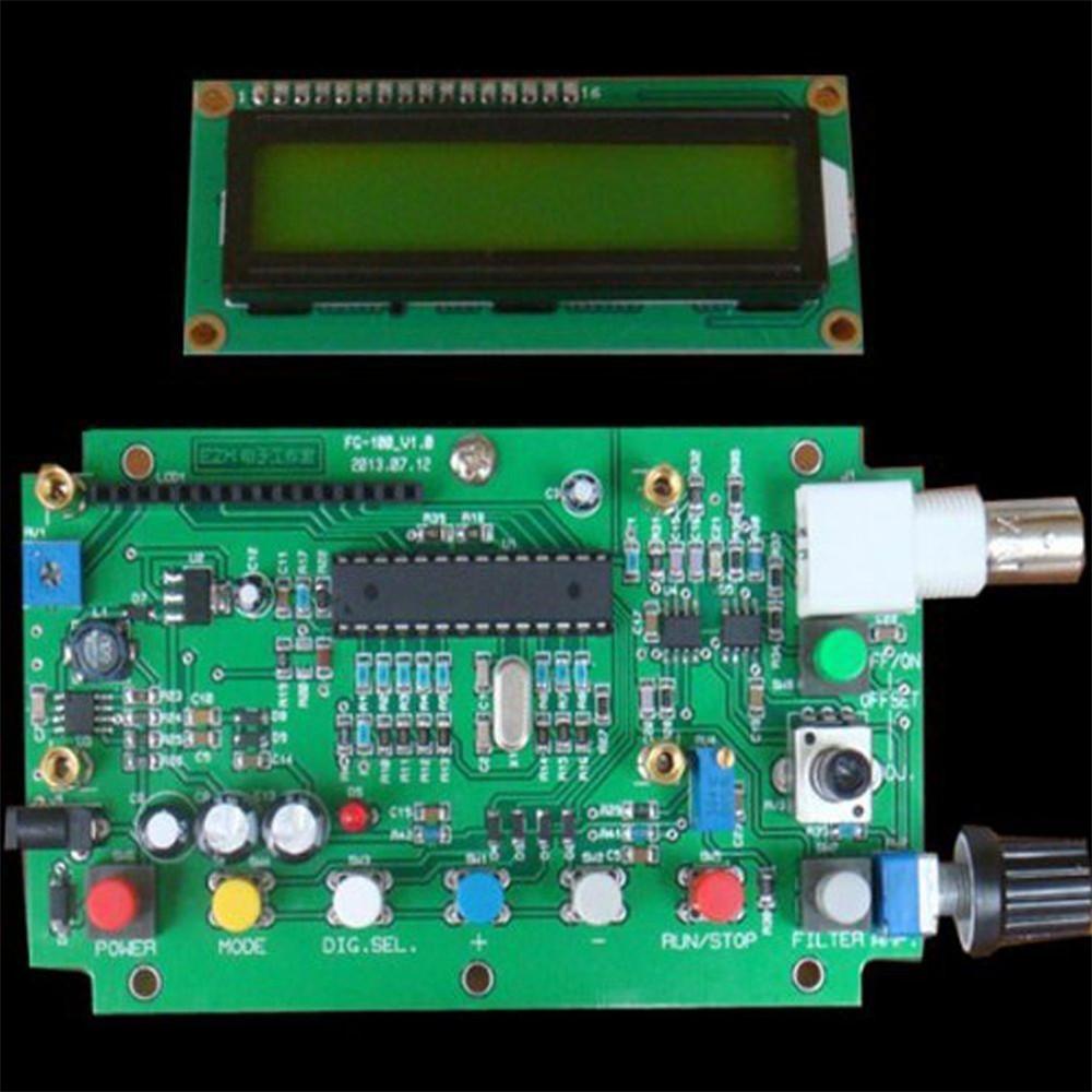 Case FG-100 Square Wave Details about  /DDS Function Signal Generator Module 1HZ-500KHz Sine