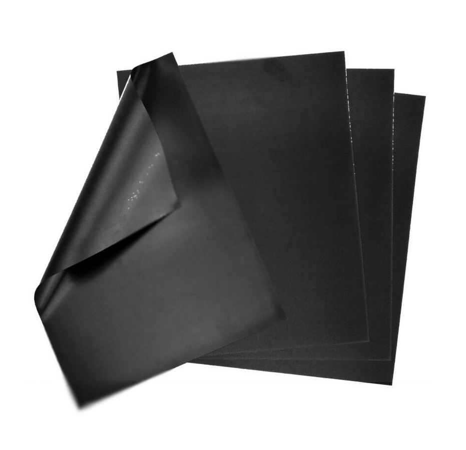 A4 Self Adhesive Magnetic Sheet 0 4