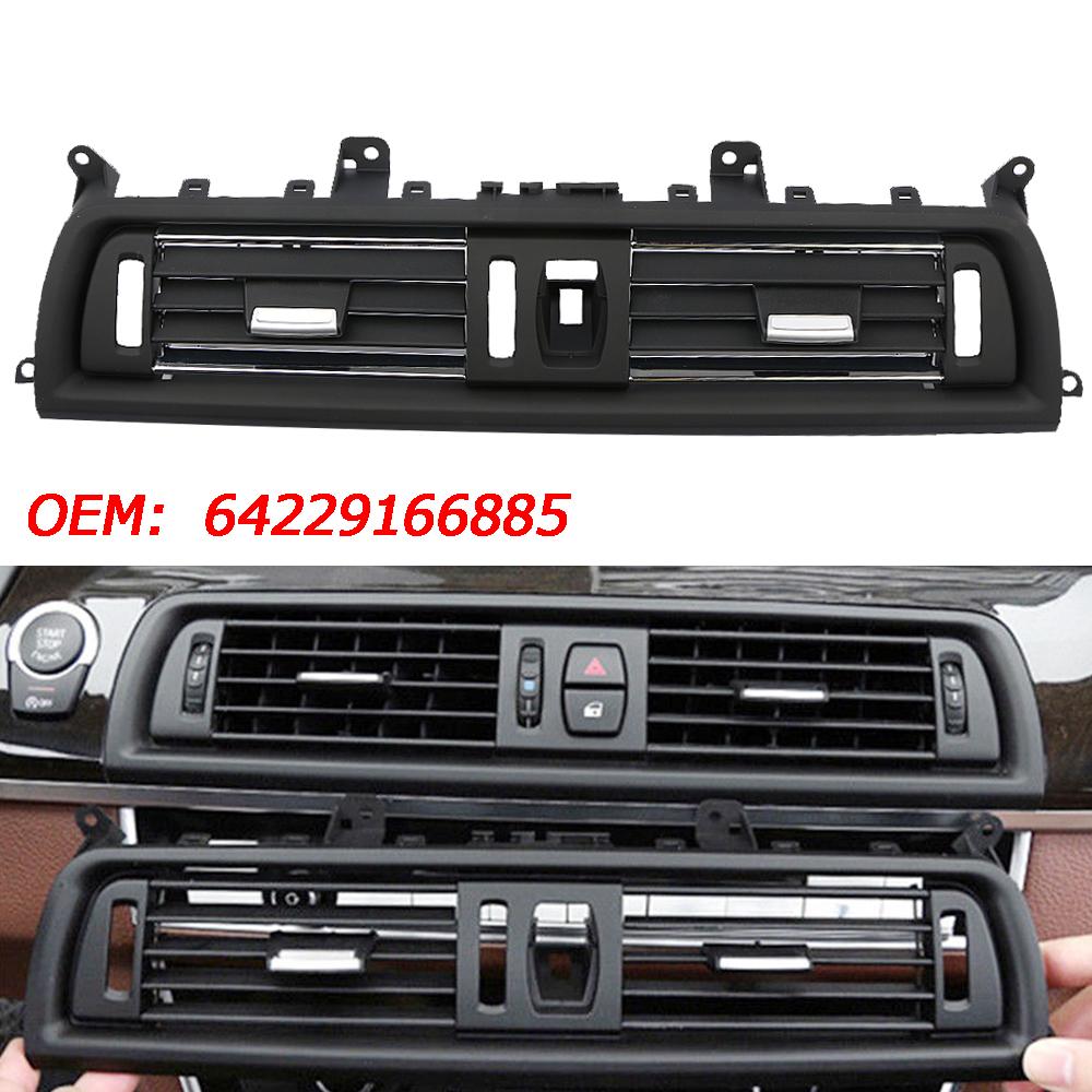 Original BMW 64229166883 Frischluftgrill links 5er
